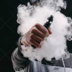 90499838 unrecognizable man in the cloud of vape smoke guy smoking e cigarette to quit tobacco vapor and alte thumb 150x150 - 【レビュー】「女の子のかおり」by 小江戸工房リキッドレビュー。女性のにおいはなんの香り!?【KOEDO KOUBOU】