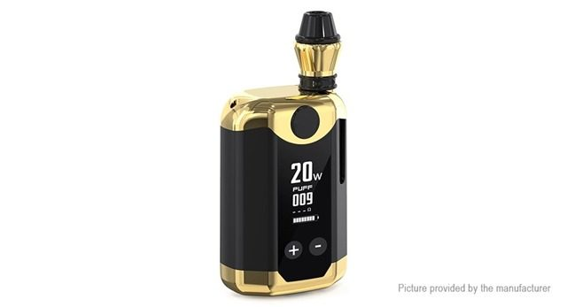 9709478 6 thumb 640x347 - 【海外】「GeekVape AEGIS 100W TC VW Variable Wattage Squonk Box Mod」「XTAR VP4C 4-Slot Smart Battery Charger」「Kangvape TH-420 V 800mAh VV VW TC APV Box Mod Kit」