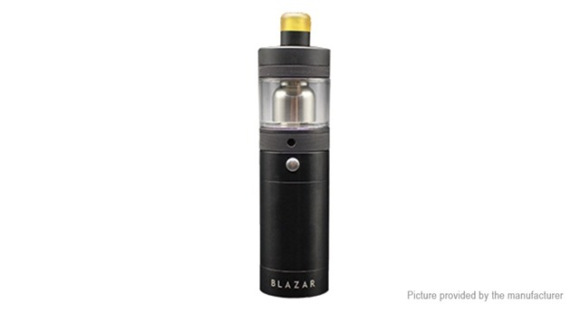 9710442 1 thumb - 【海外】「CoilART BLAZAR MTL 18350 Mechanical Mod Kit」「Think Vape ZETA AIO 60W VW」