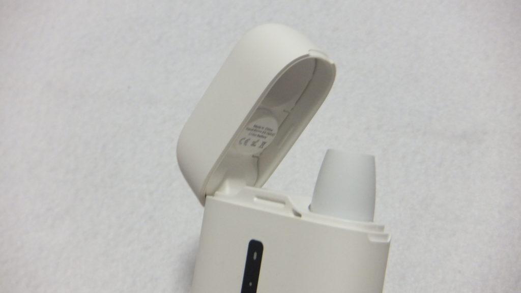 DSCF2451 1024x576 - 【レビュー】IQOS互換機LAMBDA A1(ラムダA1)またまた新たなアイコス互換機の登場です! 色んな互換機が発売されていますが、この互換機の実力や如何に?!【アイコス/IQOS/加熱式電子タバコ/ヴェポライザー】