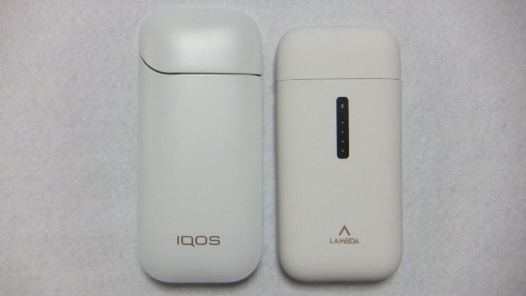 DSCF2470 e1567679107955 1024x576 - 【レビュー】IQOS互換機LAMBDA A1(ラムダA1)またまた新たなアイコス互換機の登場です! 色んな互換機が発売されていますが、この互換機の実力や如何に?!【アイコス/IQOS/加熱式電子タバコ/ヴェポライザー】