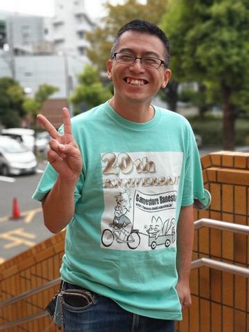 IMAG7919 thumb - 【イベント】ゲームストア・バネスト20周年記念ボードゲーム会イベントでバネスト中野店長をお祝い!【祝・20周年】