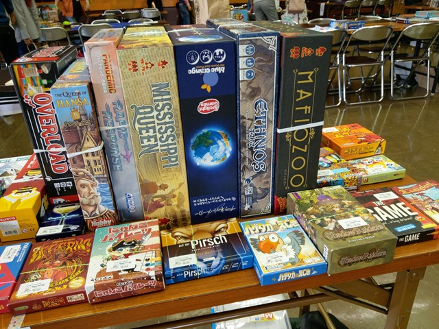 IMAG7938 thumb - 【イベント】ゲームストア・バネスト20周年記念ボードゲーム会イベントでバネスト中野店長をお祝い!【祝・20周年】