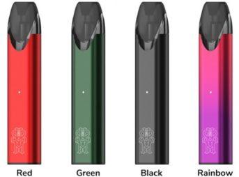 """asmodus pyke pod system kit thumb 343x254 - 【海外】「ASMODUS Pyke Pod System Kit 480mah」「MECOOL KM3 Quad-Core Pie TV Box (128GB/US)」「Xiaomi Mi 9T 6.39"""" AMOLED LTE Smartphone (128GB/EU)」ほか"""