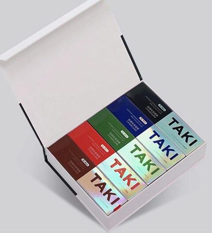 levna elektronicka cigareta taki mini thumb - 【レビュー】XIAOMI TAKI(シャオミ タキ) 5種類おまとめレビュー~くわえVAPEもできちゃうディスポサブルVAPE(ΦдΦ)編~【動画レビュー】