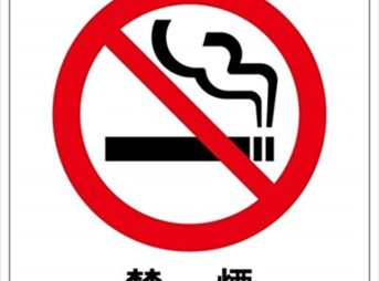 41BngjfdDL. SX466 thumb 343x254 - 【タバコ】来年2月から大阪駅と天王寺駅周辺も路上禁煙 違反者は罰金