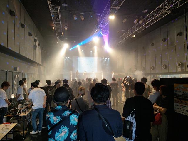 IMAG8607 thumb - 【イベント】OSAKA VAPE PARTY 夏の陣(大阪VAPEパーティ)2019に行ってきた!VAPEの祭典でクラウドチェイス、トリック対決、ポールダンスショー、大抽選会、フードコーナーで大盛り上がり!