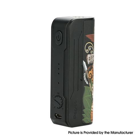 authentic hippovape papua 100w vw variable wattage box mod black 3100w 1 x 18650 20700 21700 thumb - 【海外/ボドゲ】「ゲームマーケット2019秋 カタログ(1日目・2日目兼用)」「エムブリオマシン ボードゲーム 玉座と辺境」