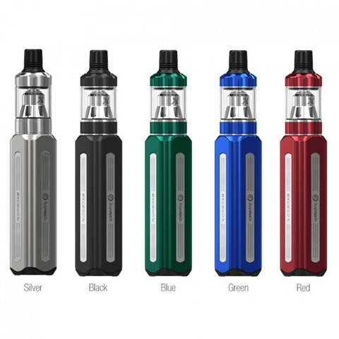 joyetech exceed x starter kit 4 thumb - 【海外】「Innokin Zlide Tube 16W 3000mAh」「Innokin MVP5 Ajax 120W 5200mAh」「Vapelustion Hannia 230W TC VW Variable Wattage Box Mod」