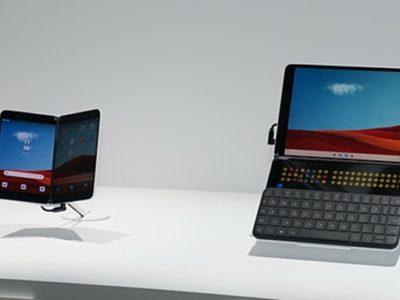 surface duo neo l thumb 400x300 - 【ガジェット】Android搭載のSurface Duoは「スマホではない」 米マイクロソフト副社長【泥/Android/アンドロイド/Microsoft】