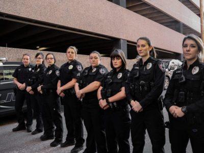 CPD Policewoman Day 3 thumb 400x300 - 【社会】ホラー映画よりスリルがある!うその110番をして警察官から逃げ回る「ハイパーゲーム」が福岡市の少年たちに大流行