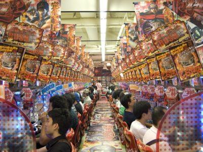 Electric City Akihabara Pachinko thumb 400x300 - 【喫煙】喫煙者「熱い演出きた!タバコに火付けなくちゃ!」【パチンコ&パチスロと喫煙禁煙まとめ】