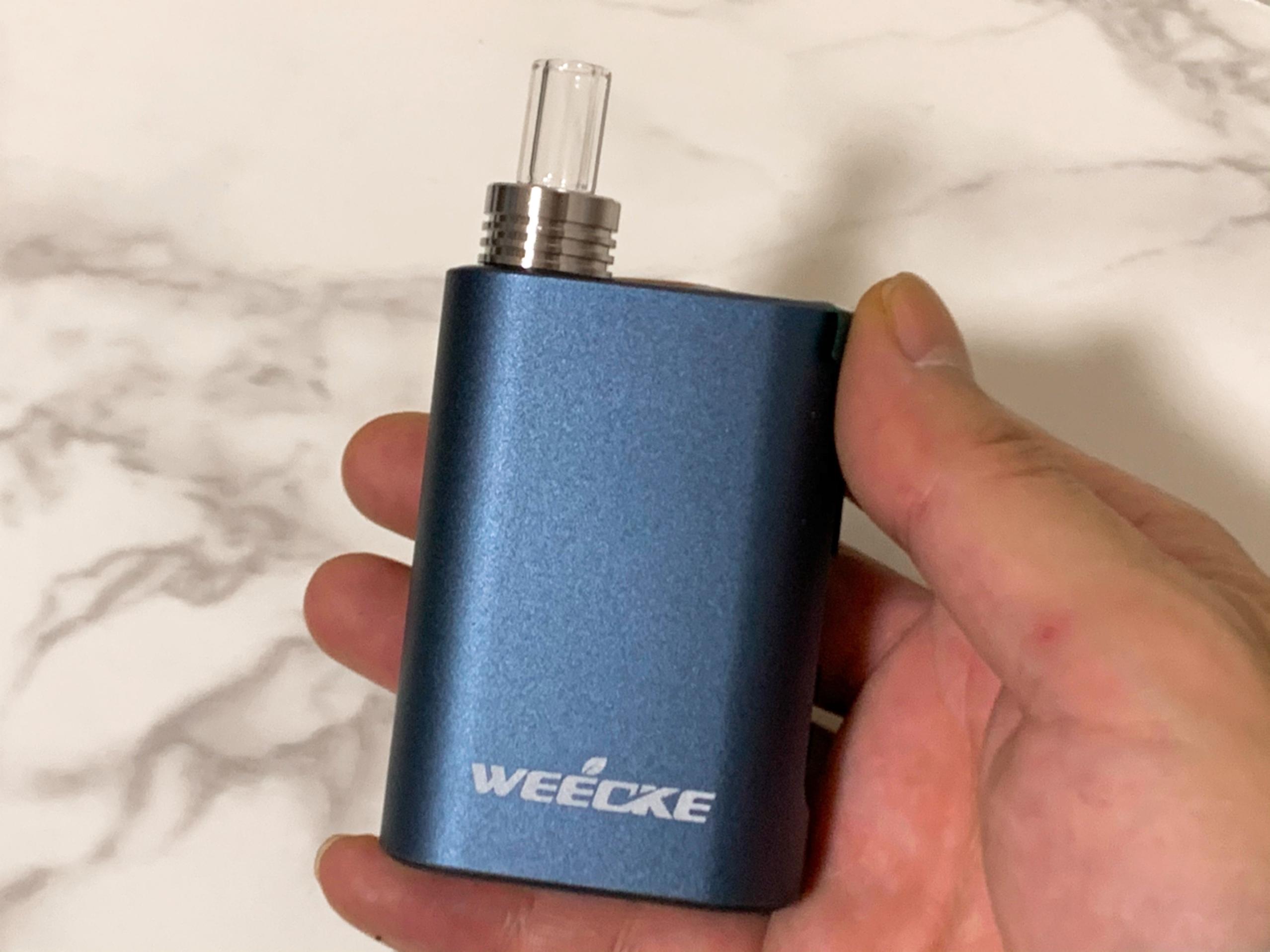 DF0D99BE D541 4F13 8168 C7C3C1D326CD - 【レビュー】WEECKE C VAPOR 4.0(ウィーキー・シーベイパー)の最新モデルシーベイパー4.0をレビューしてみたよ。