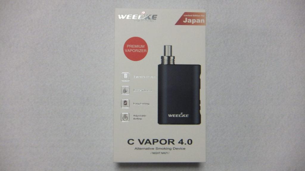 DSCF2745 1024x576 - 【レビュー】大人気ヴェポライザーC VAPORシリーズの最新機種 WEECKE C VAPOR 4.0 が登場! 前機種3.0からどのように進化したのか? その実力やいかに?!【ヴェポライザー】