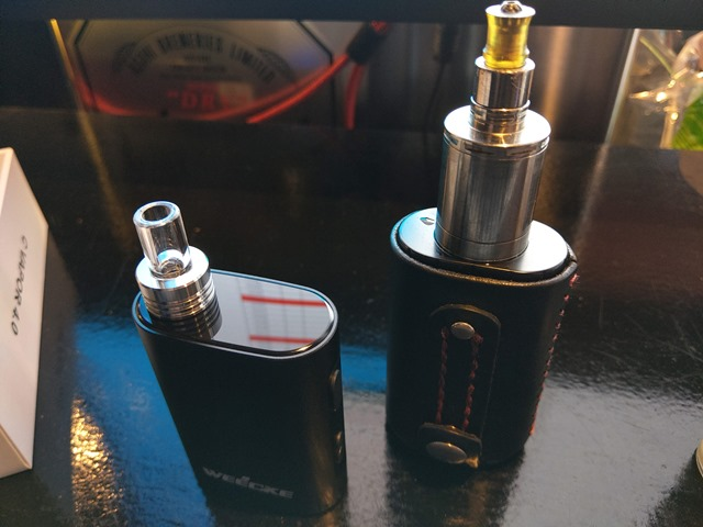 IMAG0476 thumb - 【レビュー】Weecke C Vapor 4.0(ウィーキー・シーベイパー4.0)最新のヴェポライザーレビュー!!加熱式タバコ2019年最強モデルの一角