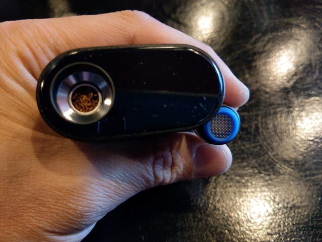 IMAG0486 thumb - 【レビュー】Weecke C Vapor 4.0(ウィーキー・シーベイパー4.0)最新のヴェポライザーレビュー!!加熱式タバコ2019年最強モデルの一角