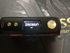 Photo 2018 12 28 22 13 19 300x225 - 【レビュー】IJOY SHOGUN UNIV MODレビュー。将軍の名を持つテクニカルMODを使ってみました【電子タバコ/MOD】