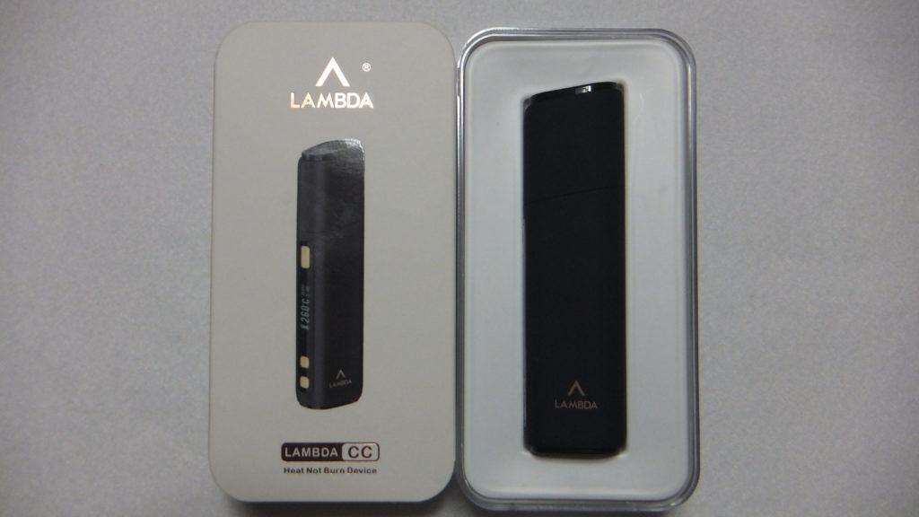 DSCF2808 1024x576 - 【レビュー】IQOS互換機LAMBDA CC(ラムダシーシー)使用感レビュー 前機種T3から大幅に機能アップで使いやすくなった!!【アイコス/IQOS/加熱式電子タバコ/ヴェポライザー】