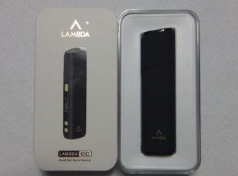DSCF2808 343x254 - 【レビュー】IQOS互換機LAMBDA CC(ラムダシーシー)使用感レビュー 前機種T3から大幅に機能アップで使いやすくなった!!【アイコス/IQOS/加熱式電子タバコ/ヴェポライザー】