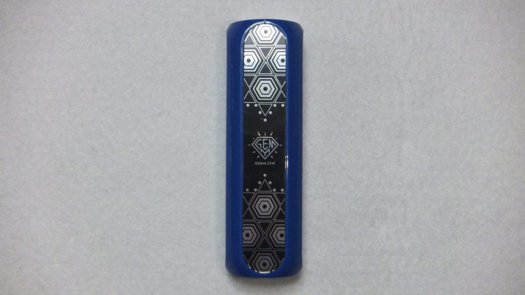DSCF2826 scaled e1580609877903 1024x576 - 【レビュー】FreeMax GEMM POD MOD KIT 25W すんごい軽い使い捨てアトマイザーのポッドタイプ!だけど味もしっかり出ていて優秀ですよ!