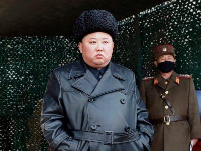 1 4836494 400x300 - 【時事】北朝鮮 カリアゲ君 生存確認、ベッドでタバコ吸い酒飲む画像出回るw