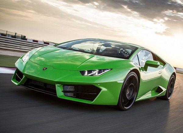 Lamborghini Huracan LP580 2 2017 - 【悲報】自動車税の納付書、来てしまう