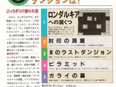 img 0 400x300 - 【ゲーム】堀井雄二「ダンジョンで正解の道が分からないままプレイヤーを進ませるのはだめ」