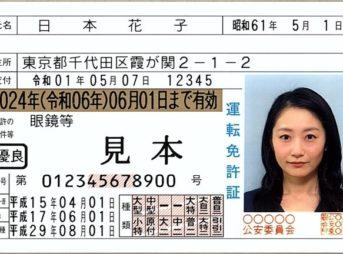 license 343x254 - 【朗報】免許更新、オンラインにWWW