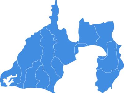 map shizuoka 400x300 - 【リニア速報】静岡県、湧水の「全量戻し」譲らず。JR東海に対し、全量戻しを前提にした対策を要求 [記憶たどり。★]