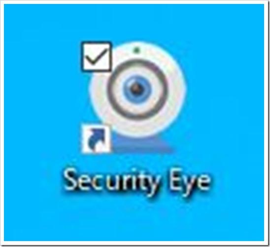 SecurityEyeicon thumb - 【レビュー】Security Eye(セキュリティアイ)レビュー。WEBカメラ、ネットワークカメラの自動録画・管理が可能な便利ユーティリティ!ペットの留守監視や録画などに