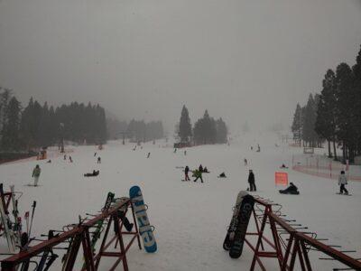 IMAG3230 thumb 400x300 - 【レビュー】たまに行くならこんなスノボーレビュー@鷲ヶ岳スキー場【スノーボード/ビンディング/ブーツ】