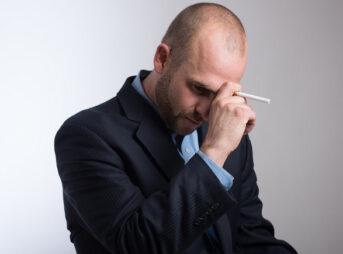 7552ee705bd08572ae1acf761dff6888 343x254 - 【ハゲ】喫煙者の84%が男女問わずハゲていると発表される [猪木いっぱい★]