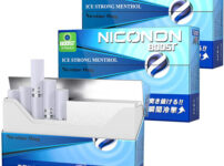 81QxC n OlS. AC SL1500 thumb 202x150 - 【レビュー】「NICONON(ニコノン)スターターキット&ICE STRONG MENTHOL(アイスストロングメンソール)」超刺激的メンソフレーバーレビュー。タバコの代替機として!?