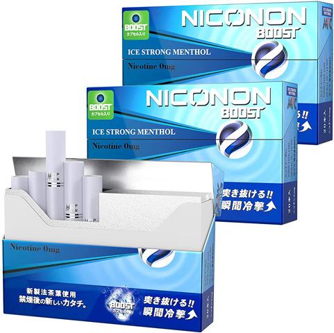 81QxC n OlS. AC SL1500 thumb - 【レビュー】「NICONON(ニコノン)スターターキット&ICE STRONG MENTHOL(アイスストロングメンソール)」超刺激的メンソフレーバーレビュー。タバコの代替機として!?