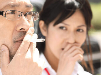 images1 manseiheisokuseihaishikk 343x254 - 【広島大学】タバコの煙成分が新型コロナウイルス感染受容体ACE2発現量を抑制することを確認、喫煙者の感染が少ないことが実証される★8 [かわる★]